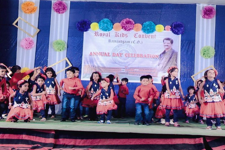 Royal Kids Convent-annual function