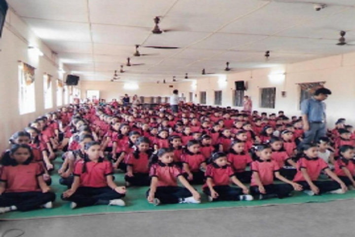 Royal Kids Convent-Others yoga