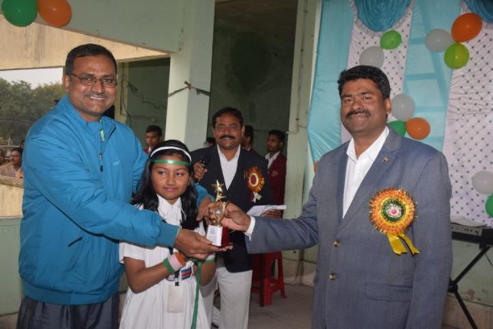 DAV Public School-Prize Distribution