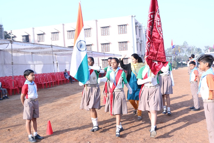 The Radiant Way School-Others sports day