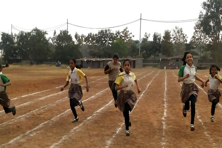 The Radiant Way School-Sports running