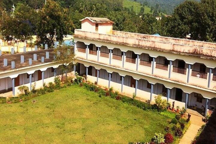 DAV Public School-Campus Over View