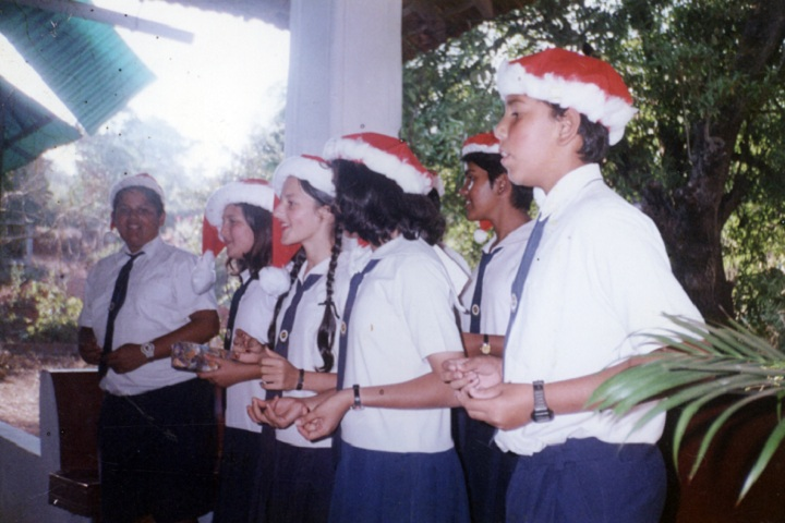 Mater Dei Institution-Events christmas