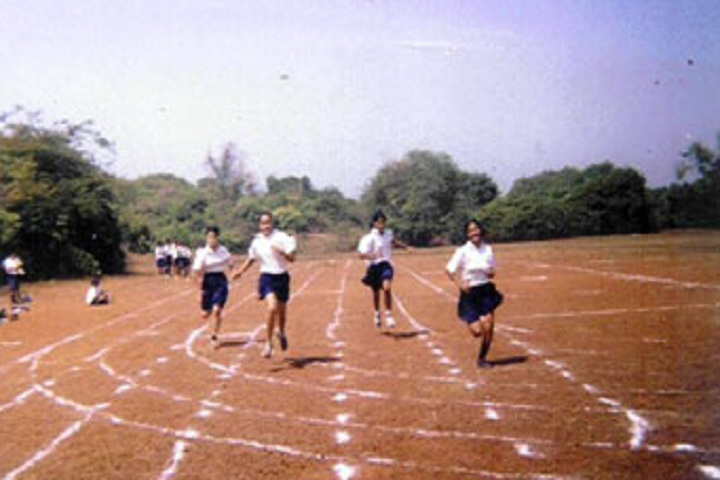 Mater Dei Institution-Sports running