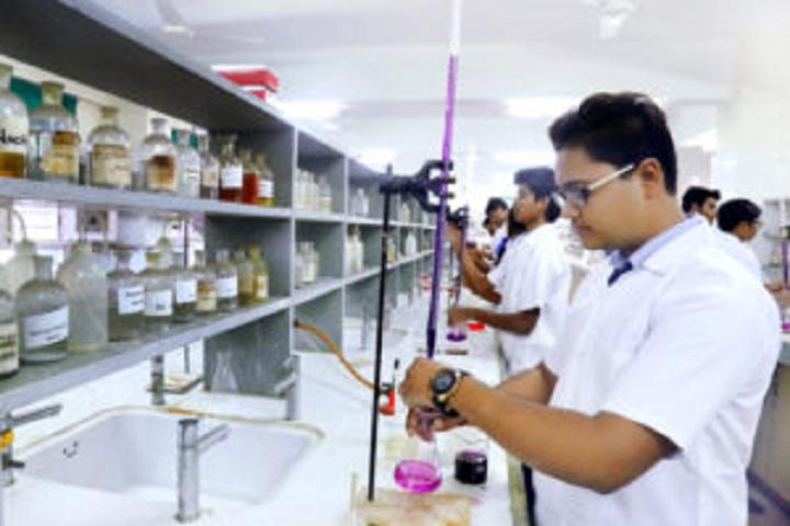 SDA Higher Secondary School-Laboratory chemistry