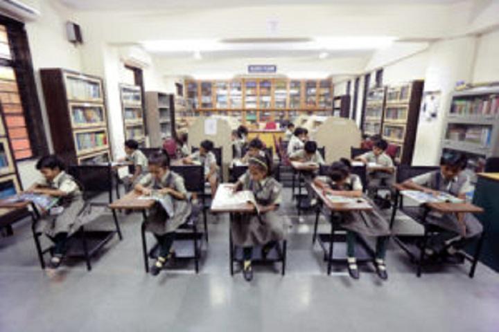 SDA Higher Secondary School-Library