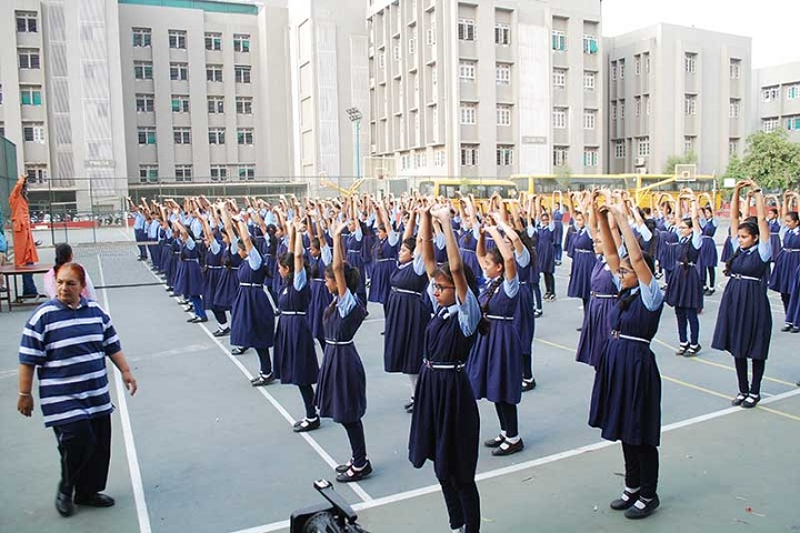 SDA Higher Secondary School-Others yoga