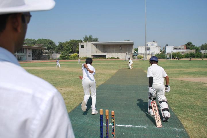 SDA Higher Secondary School-Sports cricket