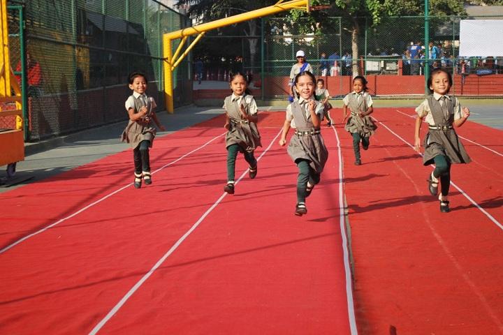 SDA Higher Secondary School-Sports running