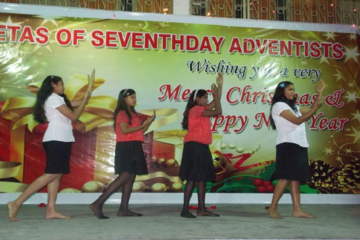 Metas M C D School Of Seventh Day Adventists-Events programme