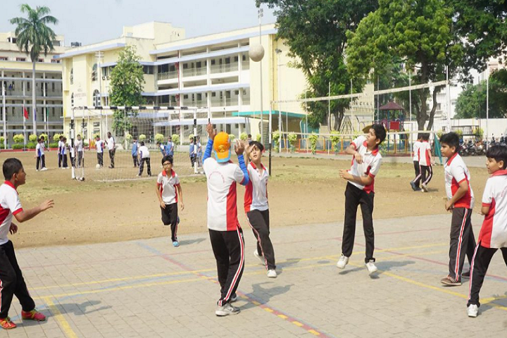 Metas M C D School Of Seventh Day Adventists-Sports volleyball