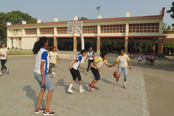 Queen Of Angels Convent Higher Secondary School-Sports