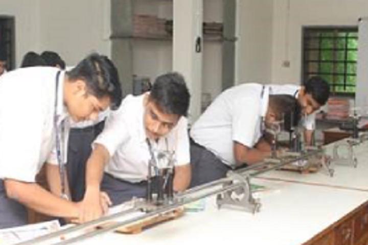 Atul Vidyalaya-Physics Lab