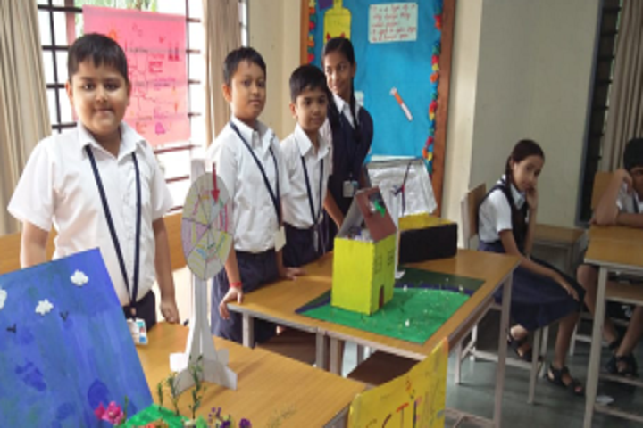 Atul Vidyalaya-Science Exhibition
