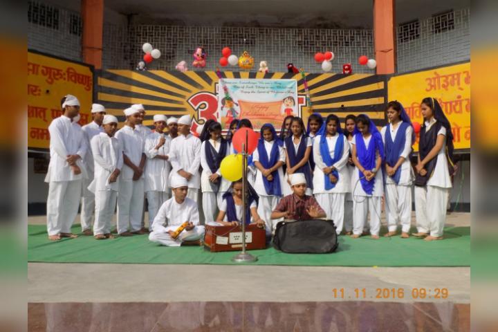 DAV Public School, Kusmunda- Music Activity