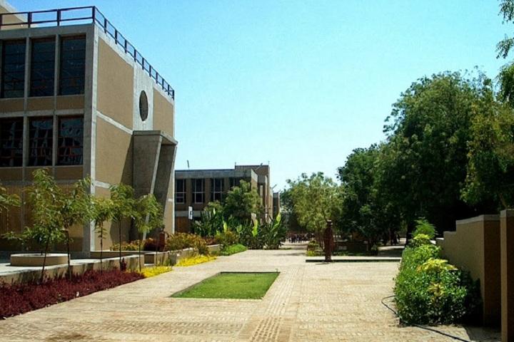 Eklavya School-Campus-View front