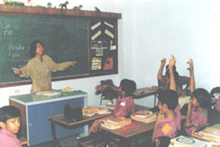 Eklavya School-Classroom