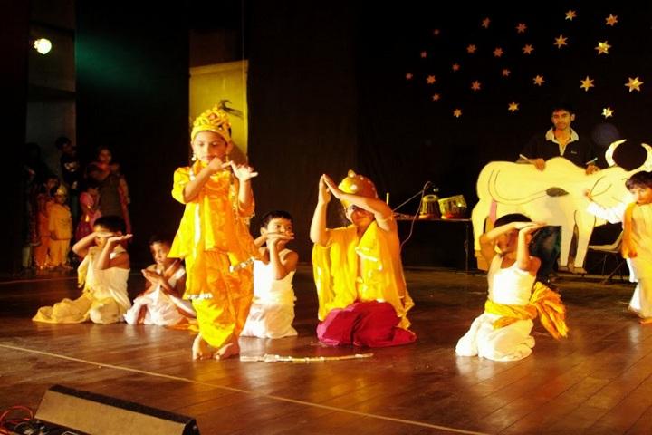 Eklavya School-Events celebration