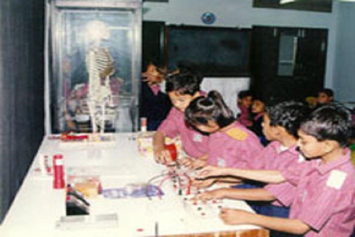 Eklavya School-Laboratory biology