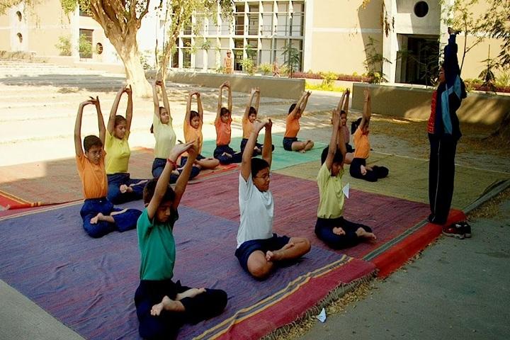 Eklavya School-Others yoga