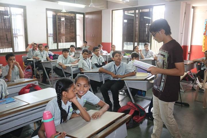 Anand Niketan-Classroom