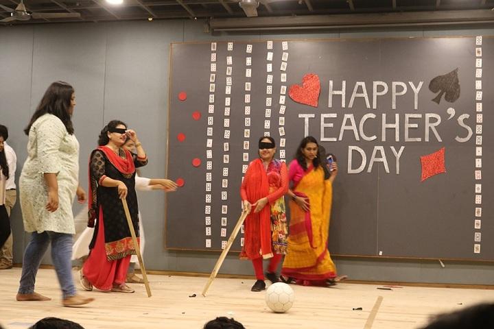 Anand Niketan-Teachers Day