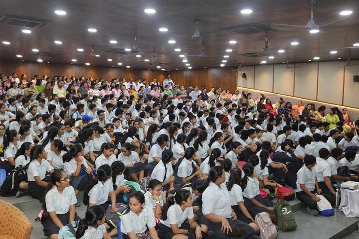 Anand Niketan-Events