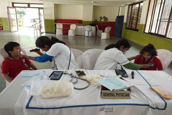 Anand Niketan-Health Check Up
