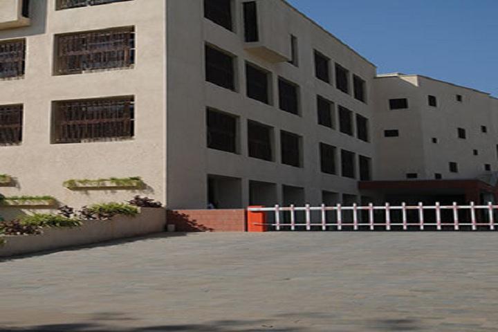 Anand Niketan-Campus View