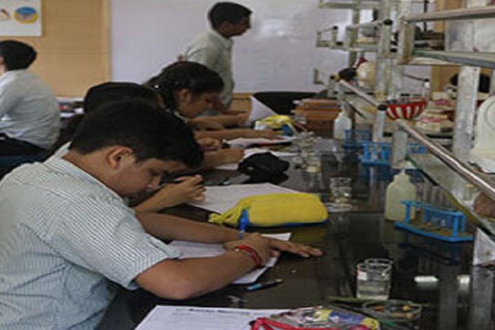 Anand Niketan-Laboratory