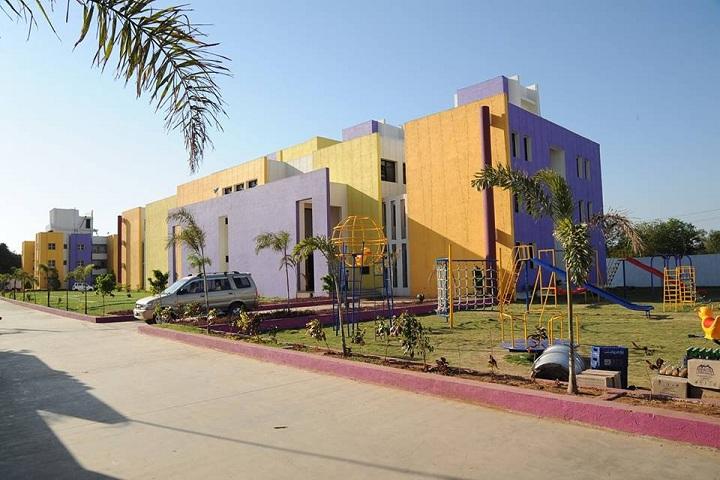 Seventh Day Adventist High School-Campus-View