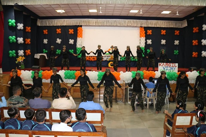 Seventh Day Adventist High School-Events kargil vijay