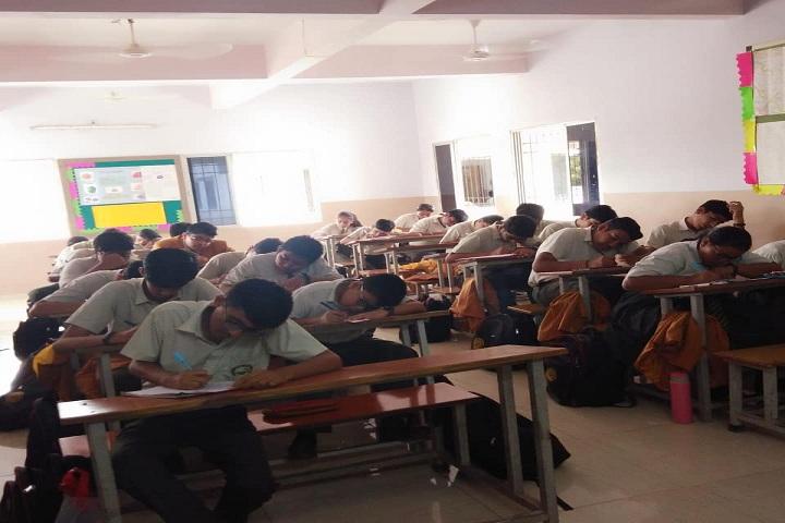 Amarjyoti Saraswati International School-Classroom Senior