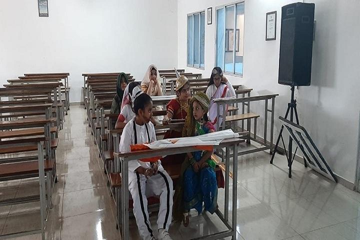 Amarjyoti Saraswati International School-Classroom View