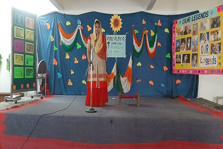 Amarjyoti Saraswati International School-Events