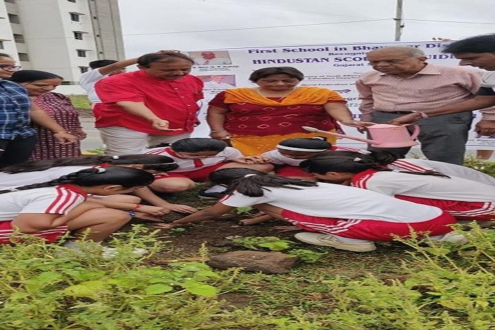 Amarjyoti Saraswati International School-Others Plantation