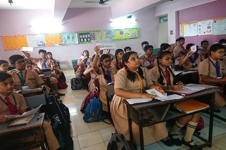 Ryan International School-Classroom