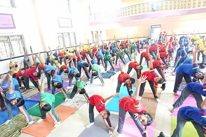 Ryan International School-Others yoga