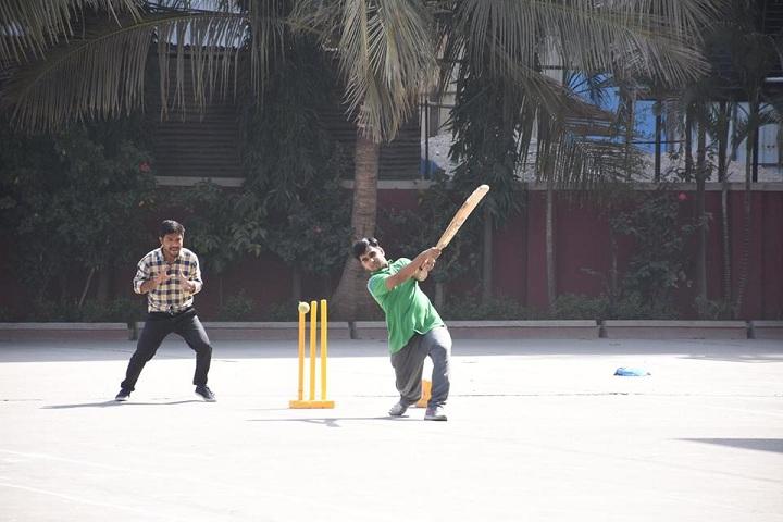 Ryan International School-Sports cricket