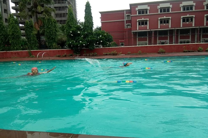 Ryan International School-Swimming pool
