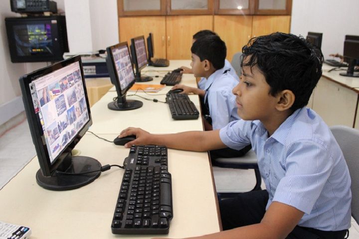 S G V P International School-IT-Lab