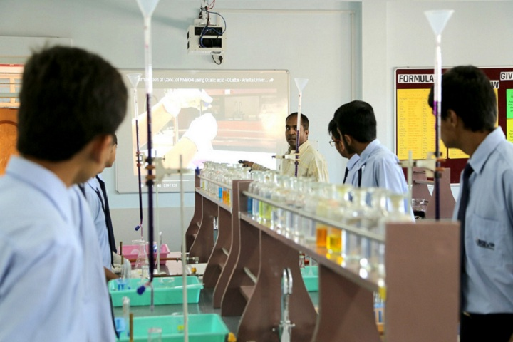 S G V P International School-Laboratory chemistry