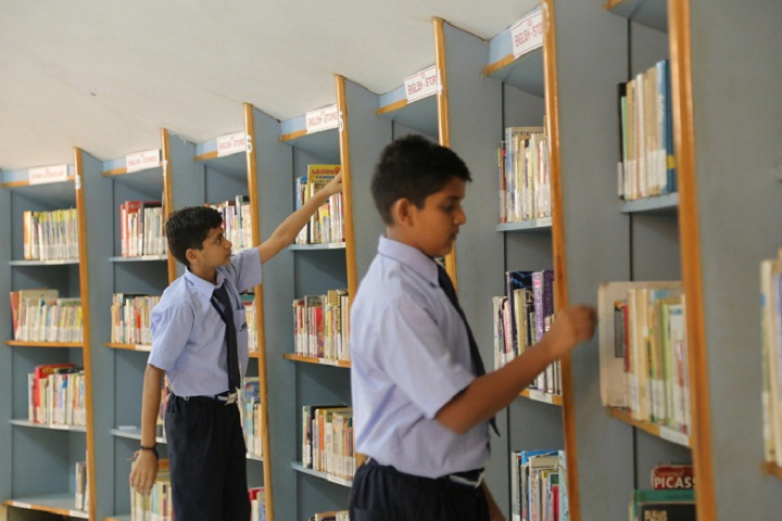 S G V P International School-Library