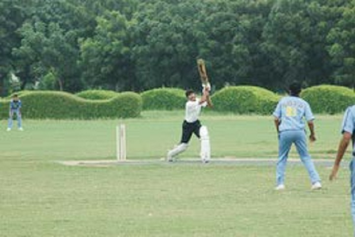 S G V P International School-Sports cricket