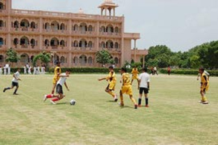 S G V P International School-Sports football