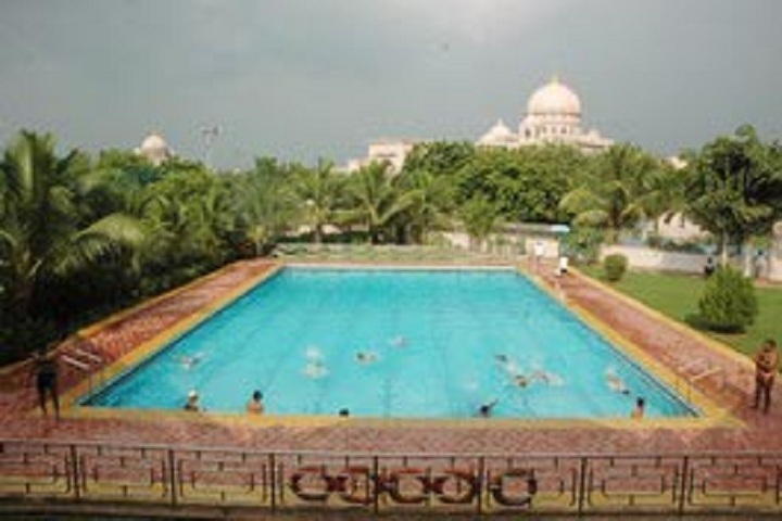 S G V P International School-Swimming Pool