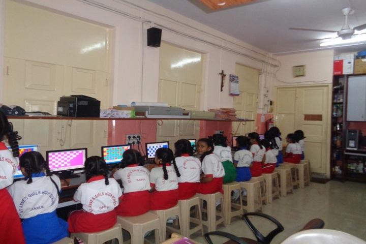 St Annes Girls High School-Computer Lab