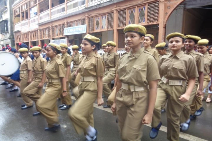 St Annes Girls High School-Independence Day