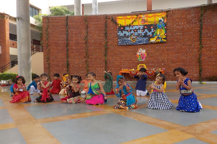 Nalanda International School-Events