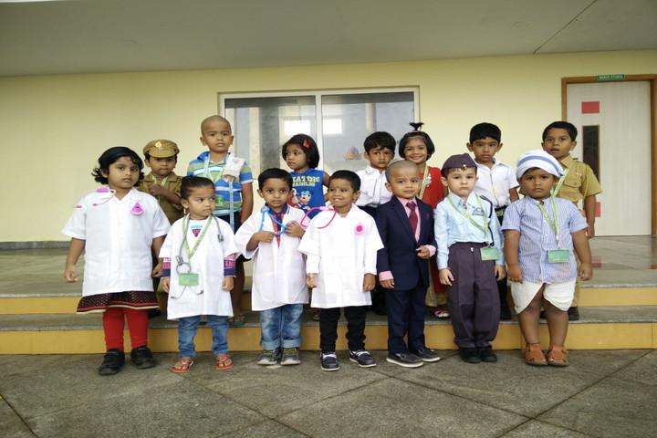 Ithaka Engish Medium School-Fancy Dress